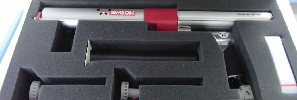 Verpakking Bostik Dual SMP kitpistool