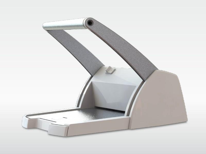 Productdesign voor de Innobind papierpons