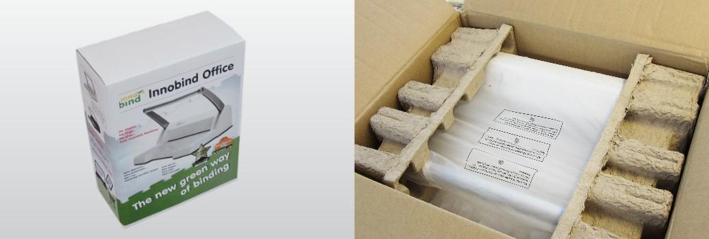 Verpakking Innobind papierpons