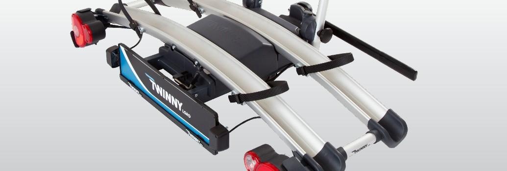 Het project Twinnyload fietsendrager
