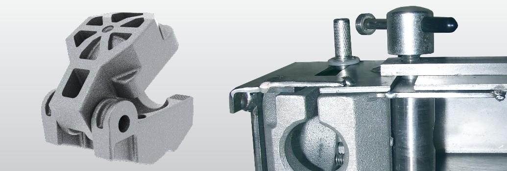 De trekhaakkoppeling van de Twinnyload fietsendrager