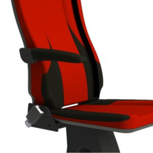 Project Tribus taxibusstoel