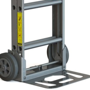 Project van de Scalamix Steekwagen en ladder in een