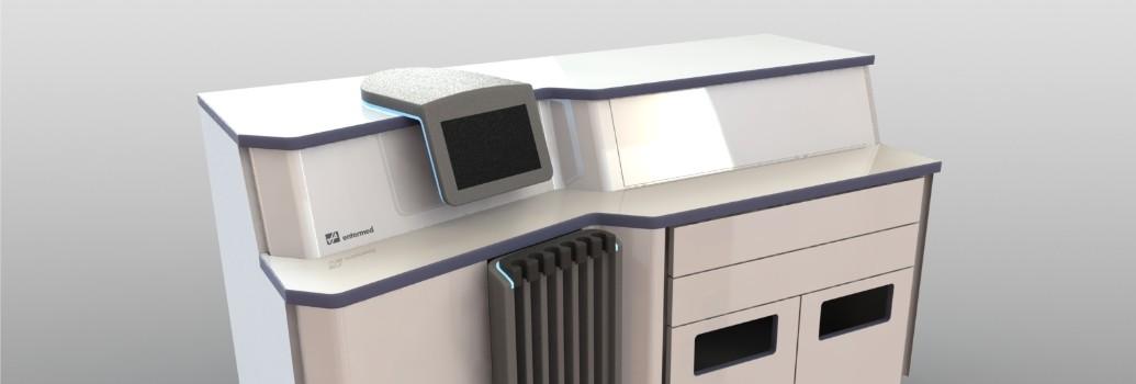 3D model van de Entermed Futurent 3