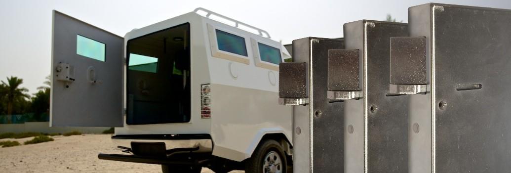Waardetransport met het deurslot van M-Locks