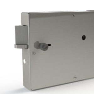 Project deurslot voor M-Locks locking systems